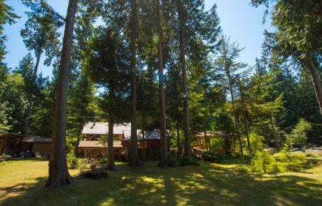 Savary Island Studio Rental Accomodation