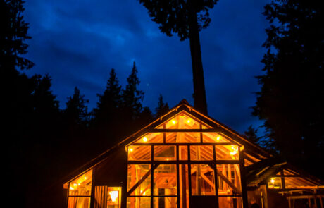 Savary Island Studio Rental