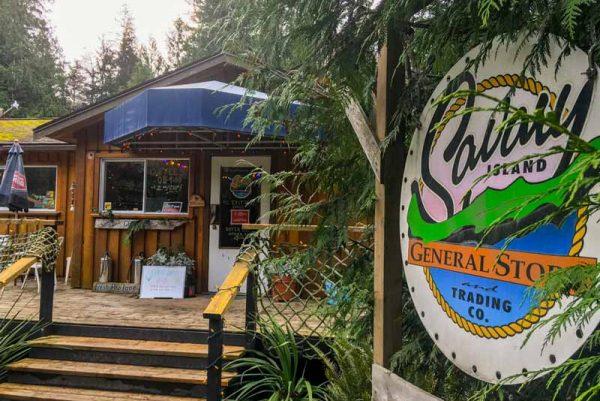 Savary Island General Store