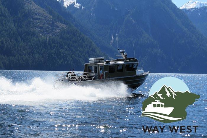 Way West Savary Island Water Taxi